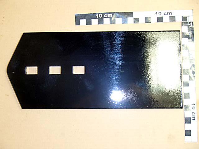 78101065АК SCHLEPPSCHAR 130 (Пластина)